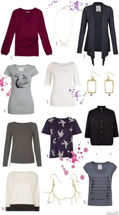 Duurzame mode items