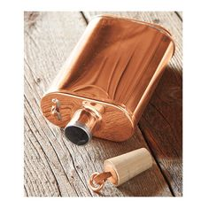 Great American Flask by Jacob Bromwell, Inc/ Made in USA