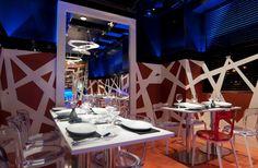 Restaurante Sushi & Buey, Madrid www.viteri-lapena.es