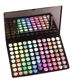 #Coastal #Scents 88 Eye Shadow Palette, Ultra #Shimmer       Colors are too frosty       http://amzn.to/Hy4fuW