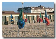 Hotel Barriere Deauville, France