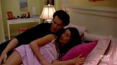 Rachel and Jesse - Glee