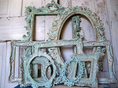 Antique Frames.