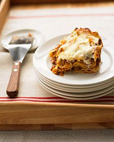 Have made this pastitsio recipe with a friend a few times, and it never disappoints!