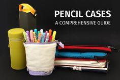 Pencil Cases, Pouches, & Rolls: A Comprehensive Guide