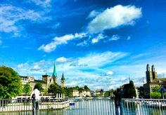 Photos of a May Weekend in Zurich