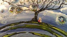 I love bubbles Witzel Art