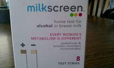 Milk Screen! Super funny, but helpful for happy hours!