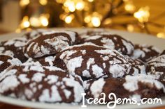 Chocolate Crackle Bites by www.icedjems.com