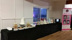 MelRose Cakes stand at Pop the Question All Inclusive Weddings workshop on tonight from 630pm at Merewether SLSC