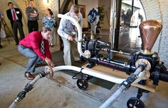 USS Monitor's pioneering Worthington pumps get landmark status. http://bit.ly/2bW5RBV -- Mark St. John Erickson