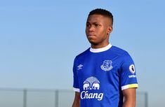 Nigerian winger, Adewale Lookman, has completed a million move from Charlton Athletic to Everton. The move for the was c. Charlton Athletic, Everton, All Star, Polo Ralph Lauren, Football, Mens Tops, Club, Fashion, Soccer