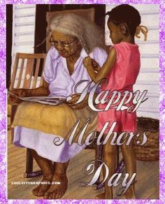 Images of African American Mother's Mother's Day