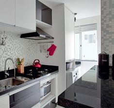 Cozinha parecida com a nossa