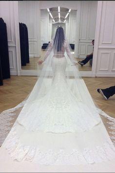 37 Most Stunning Celebrity Wedding Dresses of All Time -Cosmopolitan.com