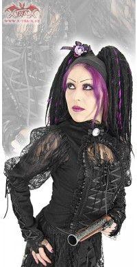 Blouse 'Gothic Vampire'