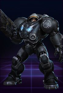 RAYNOR RENEGADE COMMANDER Ex-confederate marshal James Raynor has stood against whatever the universe can throw at him and survived with just a few scars and a penchant for Scotty Bolger's whiskey. He now stands as a bright beacon of hope in the face of a corrupt government, enigmatic protoss, and ferocious all-consuming zerg...No wonder the man drinks.