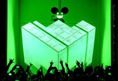This is the artist Deadmau5(deadmouse). This is part of mastery. I strive to be as good of a producer and artist as he is. image taken from AP Image Collection EBSCOHOST