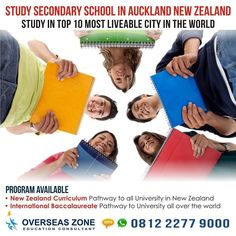 Hi Ozoners! Are you interested to study at one of the top 10 most liveable city that is Auckland - New Zealand?? As the largest city in New Zealand Auckland also has the largest secondary school in New Zealand! Name of the school Rangitoto College.  This school has experienced more than 15 years receive international students. They also have a program that's brilliant curriculum so that you can direct pathway to universities in New Zealand or universities around the world! Let's know more…