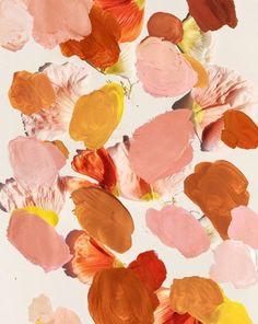 Poppy Palette Artwork by Jasmine Dowling Color Terracota, Illustration Blume, No Rain, Color Stories, Oeuvre D'art, Art Paintings, Color Inspiration, Web Design, Graphic Design
