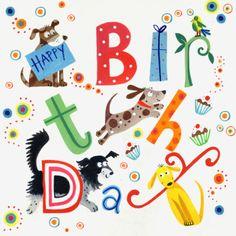 Jane Heyes - Birthday pups.jpg