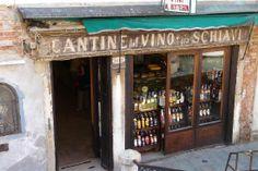 Al Bottegon - Picture of Cantine del Vino Gia Schiavi, Venice - Tripadvisor Shop Fronts, Most Beautiful Cities, Venice Italy, Great Places, Vintage Shops, Trip Advisor, Pergola, Architecture, Prosecco