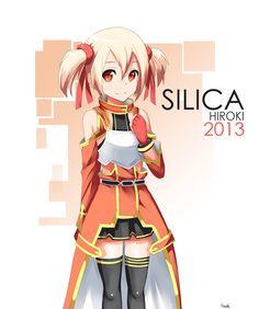 Sword Art Online - Silica