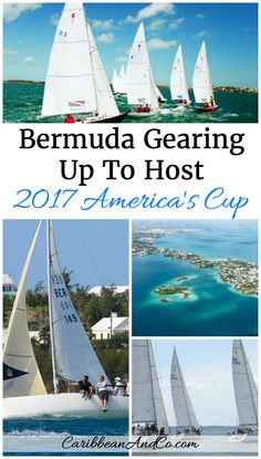 Bermuda to host 2017 America's Cup || Image source: http://www.caribbeanandco.com/bermuda-gearing-host-2017-americas-cup/