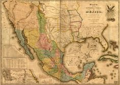 Maps of the Republic of Texas