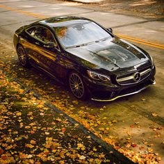 S550 Coupe! Limited Edition