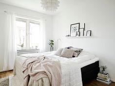 #DECO Apartamento de estilo nórdico en tonos neutros | With Or Without Shoes - Blog Moda Valencia Tendencias