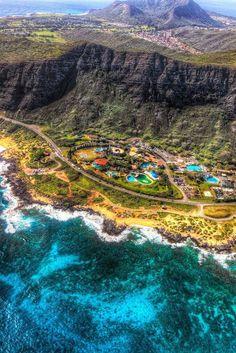Oahu , Hawaiian Islands I book travel! Land or Sea! http://www.getawaycruiseplanner.com