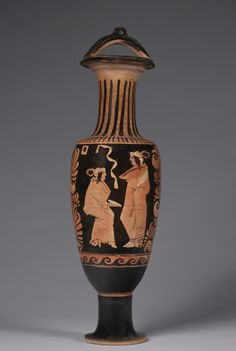 Bail Amphora | Cleveland Museum of Art