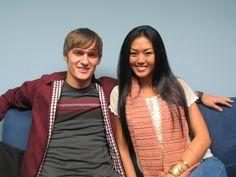 Alex hartman and erika fong dating sim