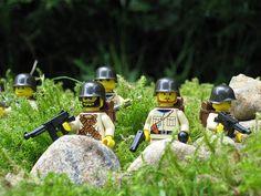 U.S. Army Fire Team