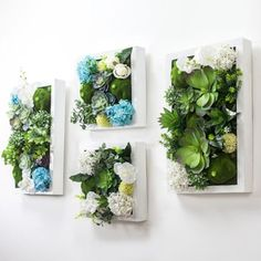 新芮创意墙上装饰品壁挂件 田园墙面墙壁仿真立体植物墙饰壁饰