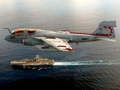 Grumman A-6 Intruder & EA-6B Prowler
