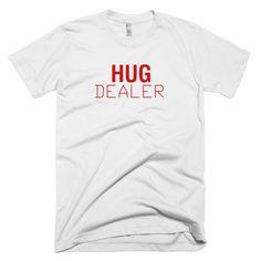 Hug Dealer Short sleeve men's t-shirt