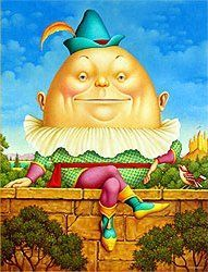 Humpty dumpty, Art and Modeling on Pinterest