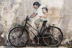 Mural Art by triaji jati on 500px
