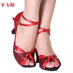 Cheap Dance shoes on Sale at Bargain Price, Buy Quality shoe casual,  ballroom dance shoes women, ballroom dancing shoes ladies from China shoe  casual ...