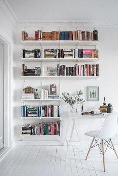 Evinize anında doku katan 12 eşya maison – Home Office Design Vintage Home Office Design, Home Office Decor, House Design, Home Decor, Design Design, Office Designs, Design Ideas, Living Pequeños, Living Room