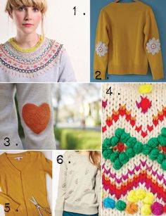 Milkbar: Jazz up your Jumpers this Winter