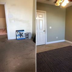 A detailed list with photos - my favorite Benjamin Moore paint colors. Cabinet Paint Colors, Grey Paint Colors, Kitchen Paint Colors, Exterior Paint Colors, Paint Furniture, Stripping Furniture, Painting Oak Cabinets, Bright Walls, New Countertops