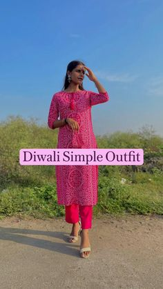 Simple Outfits, Casual Outfits, Diwali Outfits, Blouse Designs Catalogue, White Heels, Kurta Designs, Durga, Bollywood Fashion, Indian Dresses