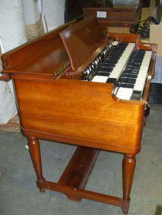 Hammond  organ....1964