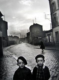 Louis Stettner - Aubervilliers 1947