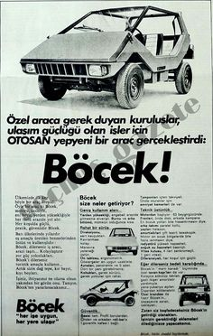 1975 Böcek her işe uygun her yere ulaşır Advertising History, Vintage Advertising Posters, Old Advertisements, Vintage Posters, Jimny Suzuki, Old Commercials, Good Old Times, Old Ads, Print Ads