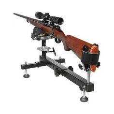 Shooting Rest Windage Sight Rifle Gun Bench Front Adjustable Hunting  Cleaning #Allen