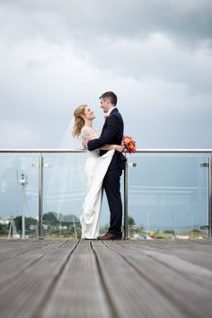 Sandbanks wedding royal motor yacht club
